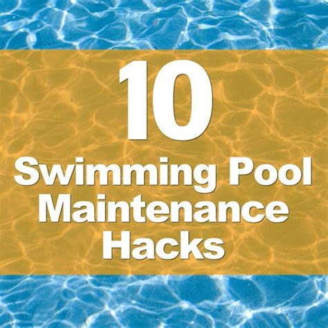 pool maintenance tips 25 best ideas about swimming pool maintenance on