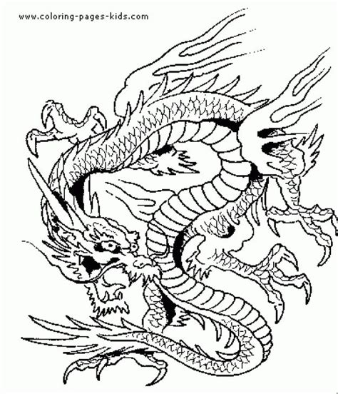 mythical dragons coloring pages flying snake dragon from chinese mythology coloring page