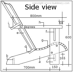free adirondack chair plans templates adirondack chair project metric version