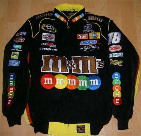 Jaket M brand new m m nascar racing jacket