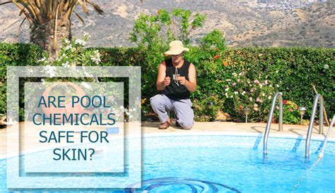 Kitchener Pool Supplies by Are Pool Chemicals Safe For Your Skin Solda Pools