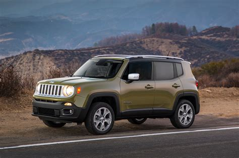 Jeep Renagade 2015 Jeep Renegade Build Your Own Feature Goes