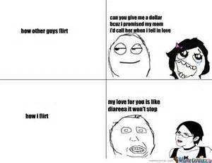Meme Flirt - flirting by anton123 meme center
