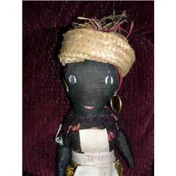 black jamaican doll 12 quot black jamaican cloth doll painted features 1602470