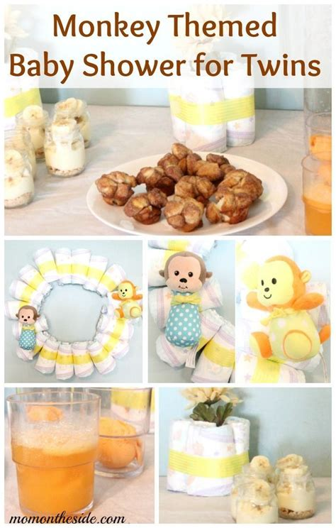 Monkey Themed Baby Shower Food by 125 Best Images About Baby Showers On
