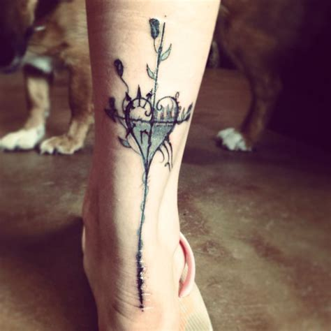 achilles heel tattoo the gallery for gt achilles heel