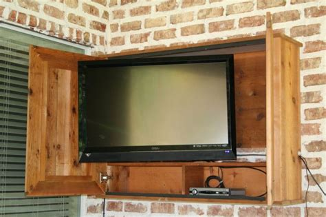 outdoor tv armoire the 25 best outdoor tv cabinets ideas on pinterest