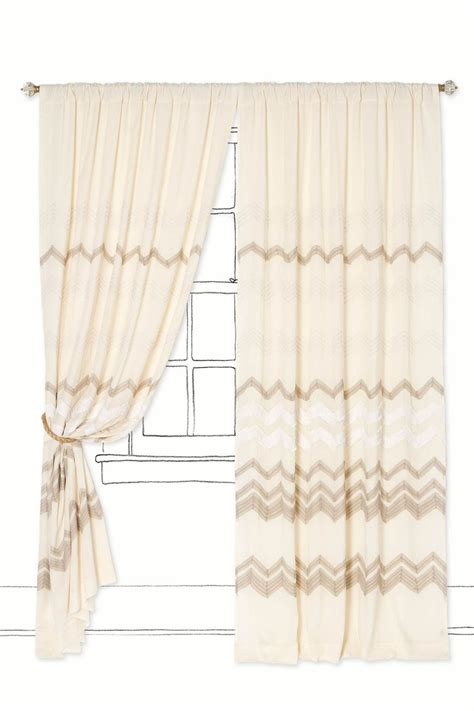chevron pattern curtain panels 24 best furniture images on pinterest home metal