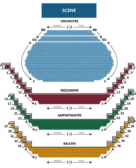 place des arts seating chart theatre maisonneuve place des arts seating chart brokeasshome