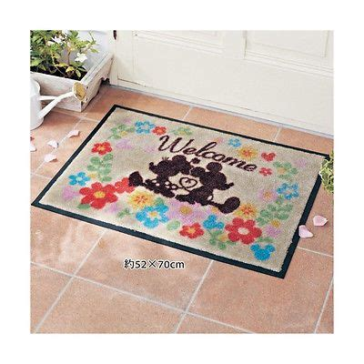 Disney Kitchen Rug Disney Mickey Washable Entrance Porch Doorstep Mat Rug Carpet From Japan Disney Carpets And
