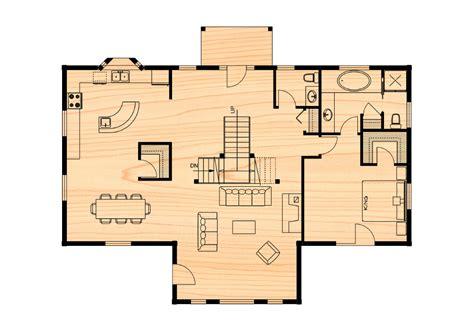 log house floor plans 2018 huntingford iii true log homes