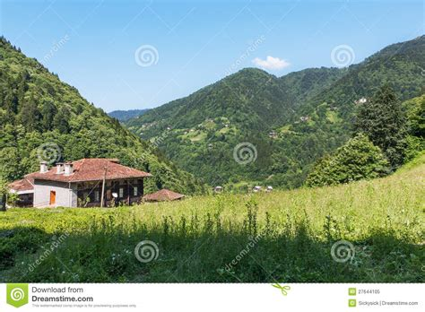 green valley landscape royalty free stock photo image