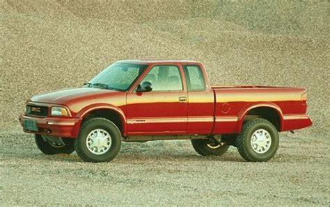 manual cars for sale 1997 gmc sonoma club coupe regenerative braking 1996 gmc sonoma vin 1gtdt14x6tk500968 autodetective com