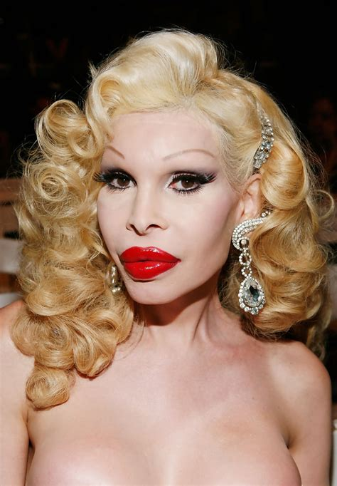Amanda Lepore To Appear In Buzzworthy New by Amanda Lepore Photos Photos Baby Kls Collection