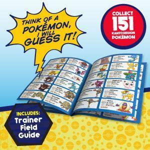 amazon.com: pokemon trainer guess: kanto edition
