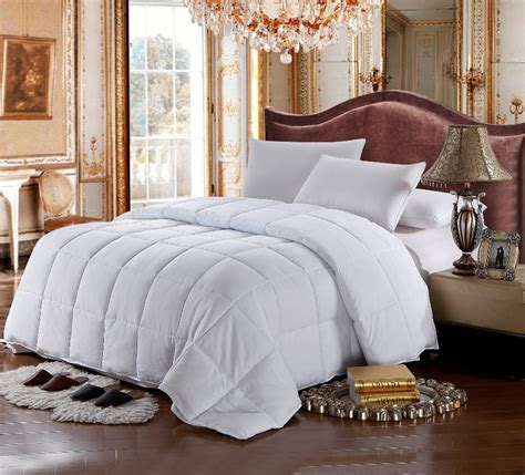 cal king down alternative comforter cal king size white goose down alternative comforter