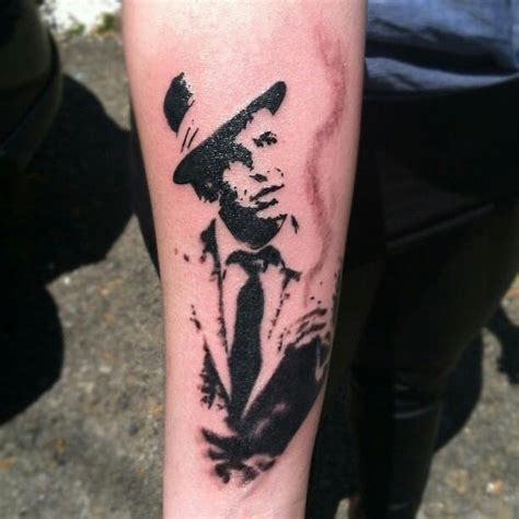 frank sinatra tattoo 88 best cyborg sci fi costumes images on