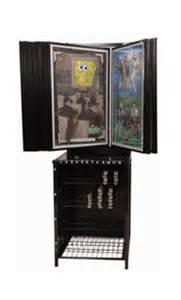 poster display rack with poster bin storage 24 panels