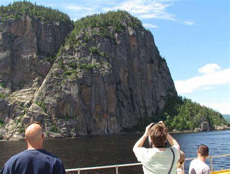 fjord quebec tour of province of quebec part 3 mauricie national