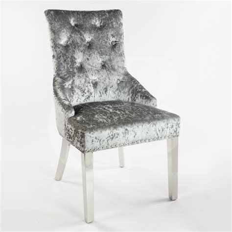 grey crushed velvet armchair crushed velvet chair grey chairs seating