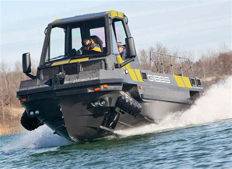 how to build a boat like gibbs 5 of the best hibious vehicles boats