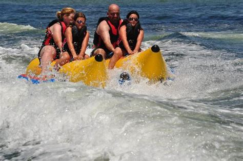 banana boat ride destin fl too much fun