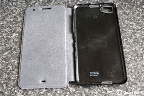 Cover Blackberry Z30 Original give your blackberry z30 a premium look with the leather flip crackberry