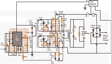 welding machine wiring diagram pdf 34 wiring diagram