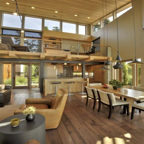inside the house modern design of the most