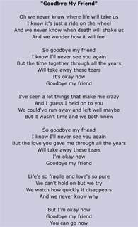 my lyrics ronstadt best 20 goodbye my friend ideas on missing my
