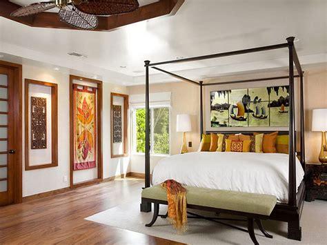 master bedroom tropical hawaii by saint dizier design 20 esempi di arredo feng shui per la camera da letto