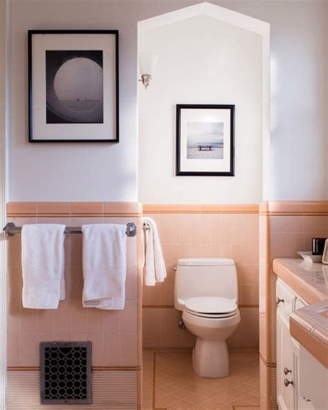 bathrooms to go bored with your bathroom add a little art renters