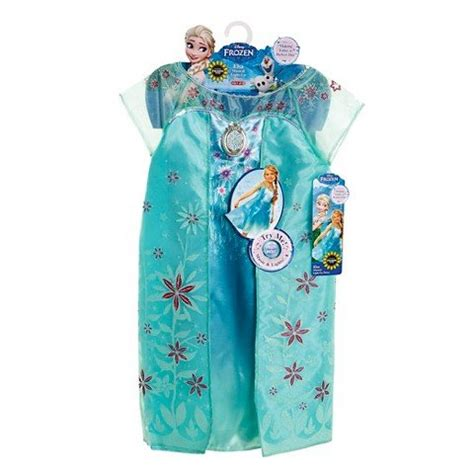 frozen light up dress awardpedia disney frozen elsa musical light up dress