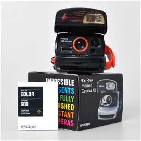 polaroid fotoaparat polaroid™ 600 camera kit (90s style