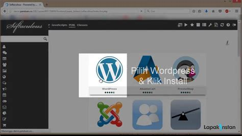tutorial wordpress cara tutorial cara menilkan menu pada wordpress wordpress