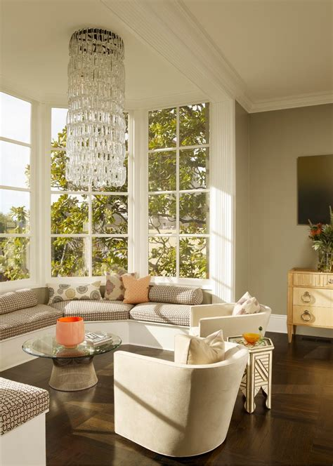 Living Room Bay Window Seat Bay Window Seat Bedroom Contemporary With Area Rug Bay