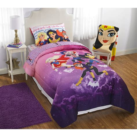 girl superhero bedding girls twin bedding sets house photos inside bed comforters
