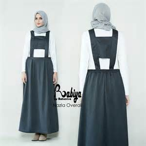 Nazla Dress by Rabiya Edisi Mei Jual Busana Muslim
