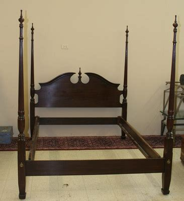 tall bed rails four poster bed with side rails and slats 76 inches tall