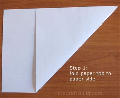 How To Make Butterfly With Paper Step By Step - how to make an origami butterfly