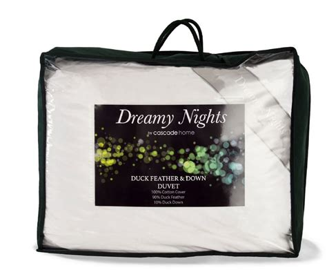 How To Clean Duck Feather Duvet All Natural Duck Feather Amp Down Duvet 4 5tog Sb