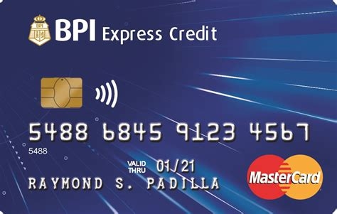 Sle Credit Card Number Philippines credit cards bpi cards