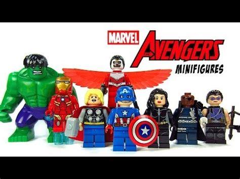 Lego Bootleg Ironman Minifigure 03 lego heroes marvel dc minifigures mighty