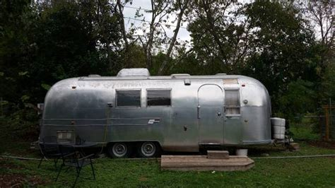 airstream overlander ft travel trailer  sale