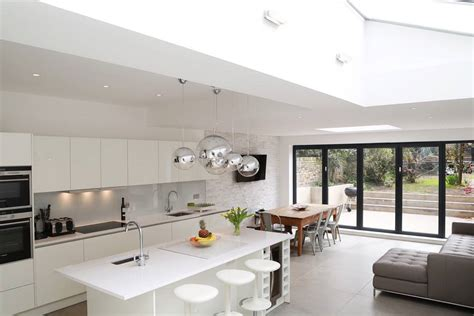 kitchen island extensions white gloss lacquer kitchen island