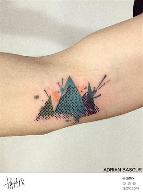 small abstract tattoos small set part 11 tattooimages biz