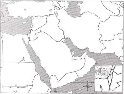 middle east map to color free coloring pages of middle east map