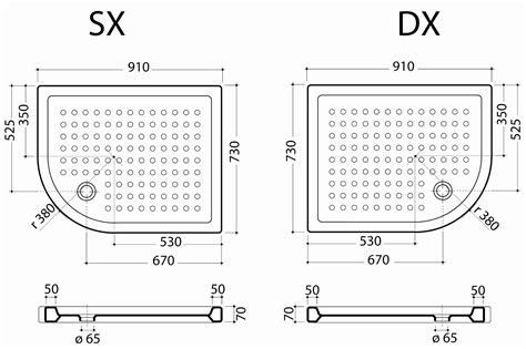doccia dimensioni docce angolari dimensioni termosifoni in ghisa scheda
