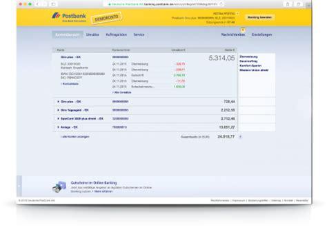 deutsche bank nummer postbank giro plus girokonto mit und filialzugang