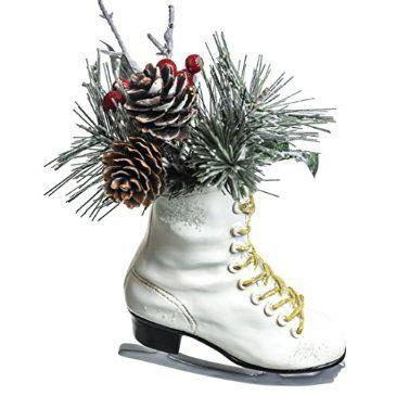 ice skate ornament http shop crackerbarrel com ice skate